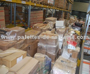 clearance discounter pallet