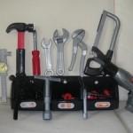 Boite à outils BERCHET - palettes solderie