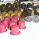 grossiste en destockage de capsule de café