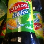 liquidation boisson Ice tea