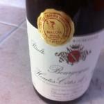 Lots de vins à Saisir