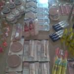 destockage stock de cosmétique