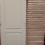 Bloc portes postformé